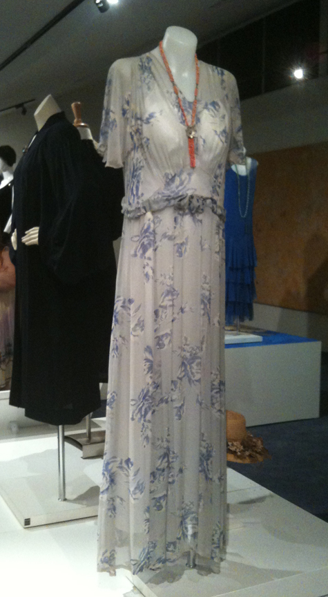 ladies fashion 1930