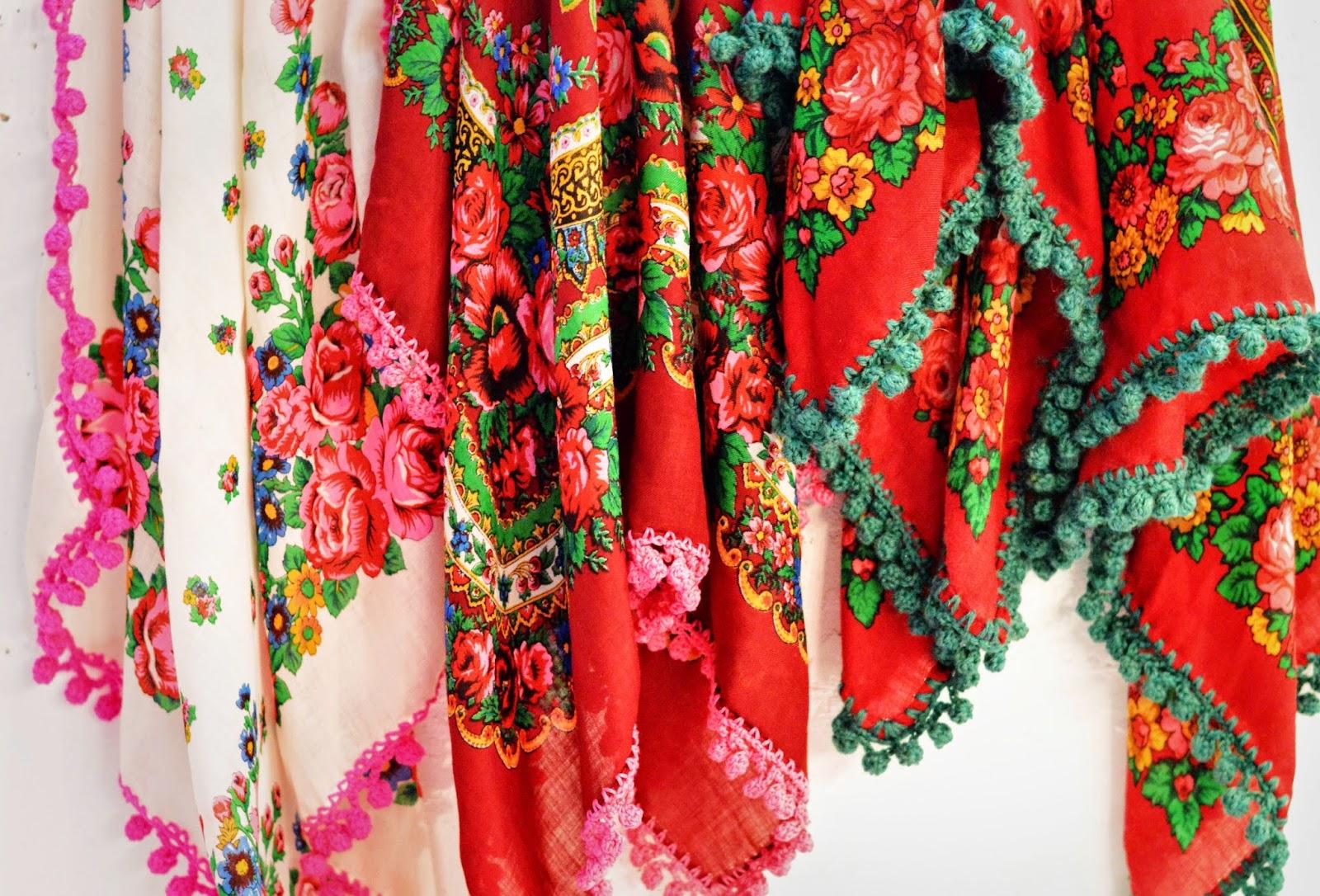 Maize Hutton Crocheted Pom Pom Edging