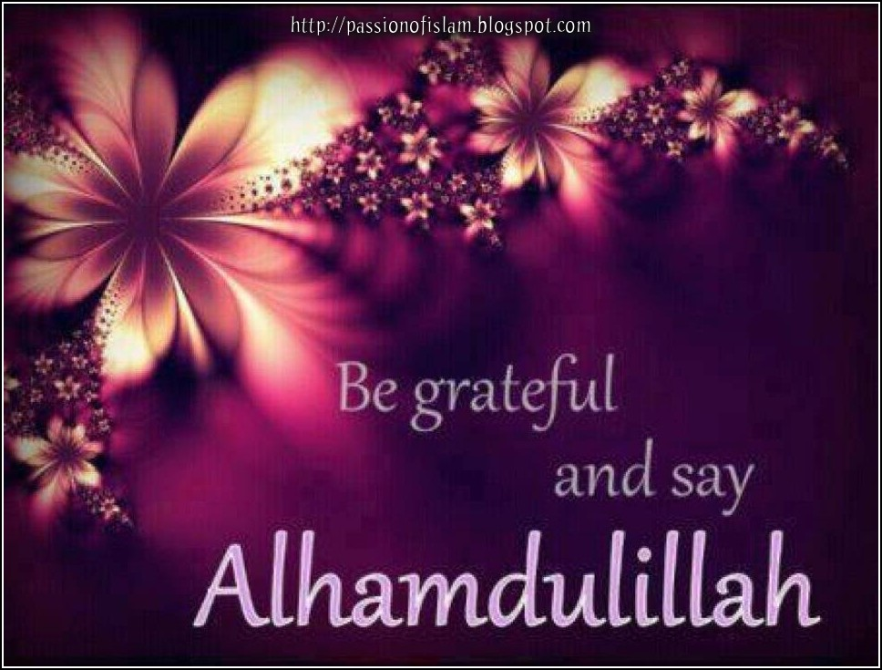Islam is my passion be grateful and say alhamdulillah thecheapjerseys Image collections
