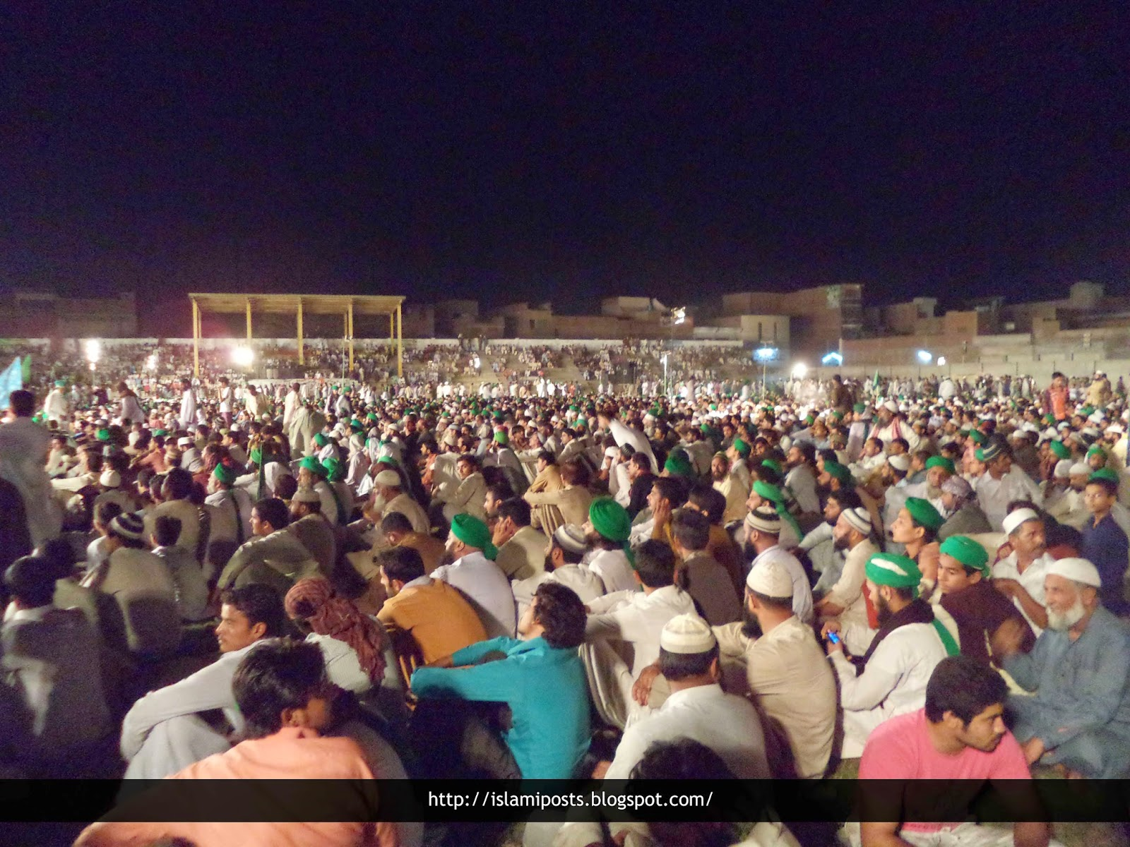 Gujranwala Ijtima nice seen