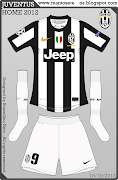 Juventus 2012Home e Away