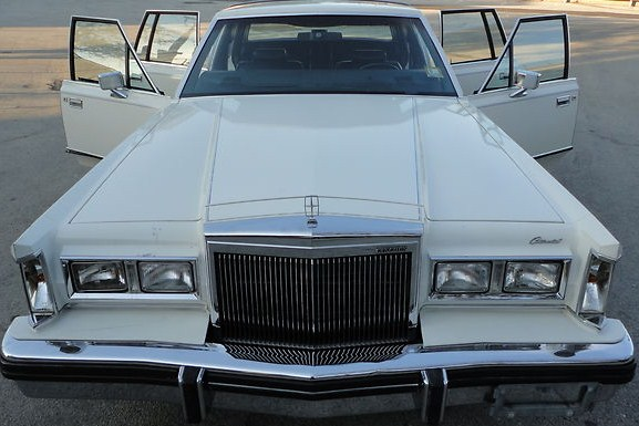 classic cars of the 1980 39 s i love the lincoln continental. Black Bedroom Furniture Sets. Home Design Ideas