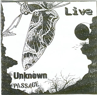 UNKNOWN PASSAGE - LIVE AT CLUB BABEL (Bootleg 1998)