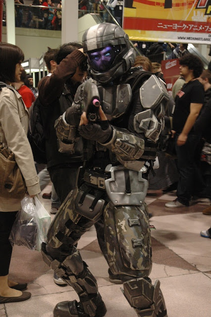 Halo Reach Halloween Costume