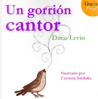 un gorrion cantor