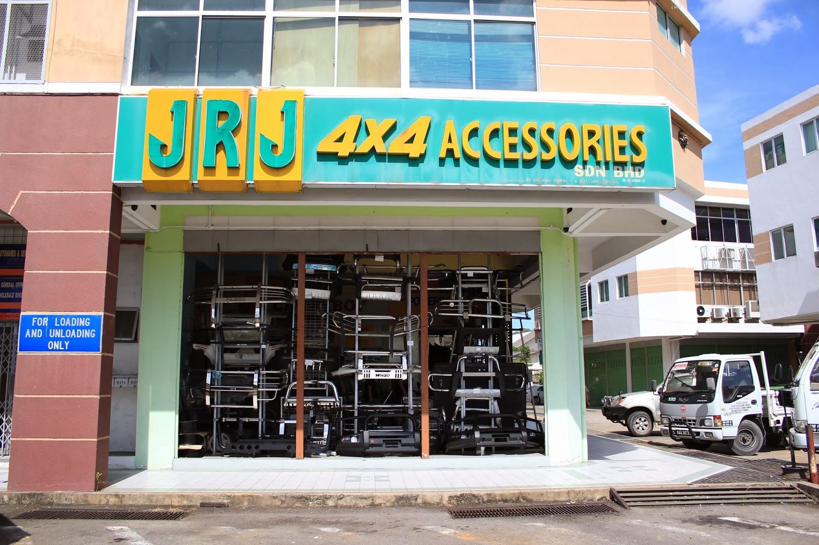 Jrj 4x4 accessories sdn bhd