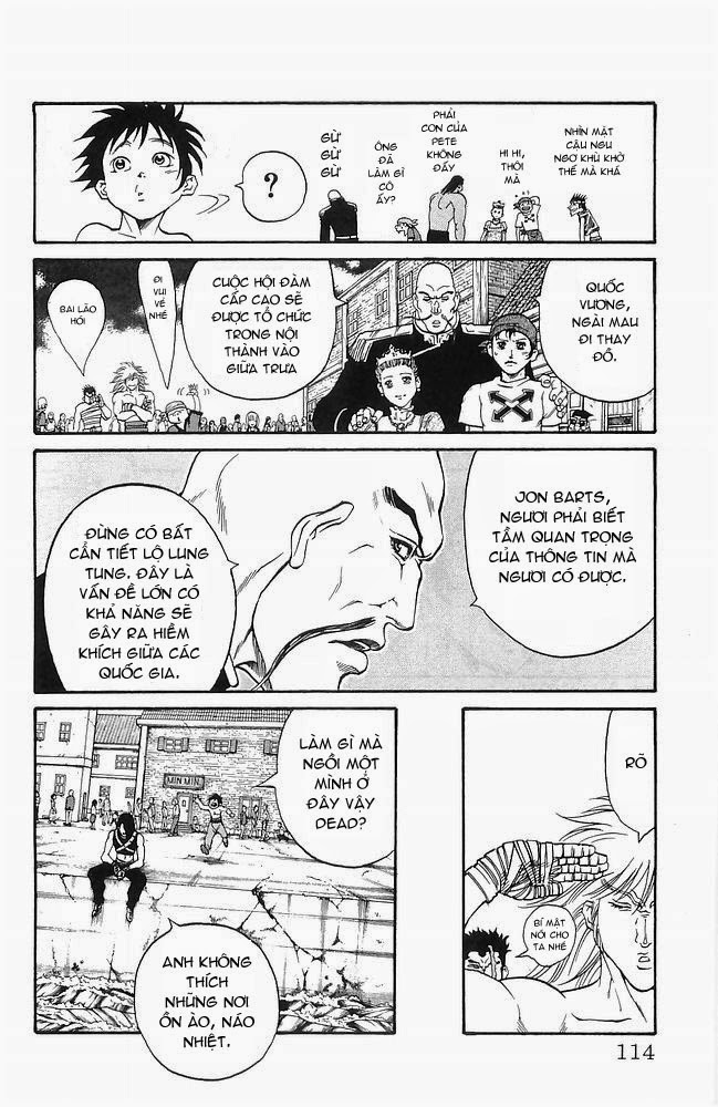Vua Trên Biển – Coco Full Ahead chap 210 Trang 7 - Mangak.info