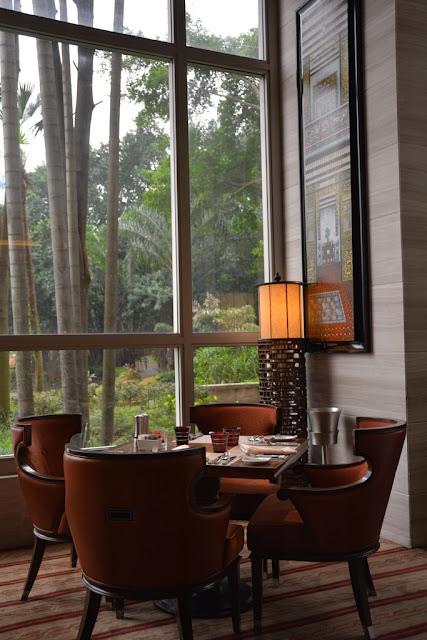 Mandarin Oriental Hotel KL restaurant