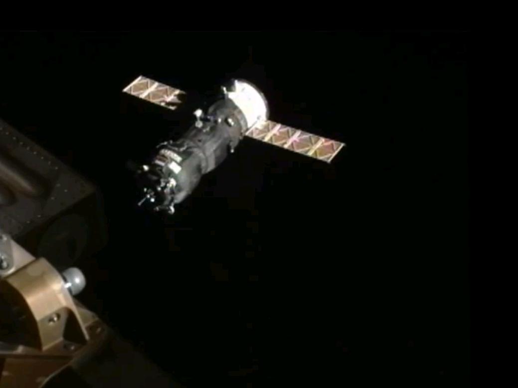 Orbiter.ch Space News: <b>Progress M</b>-<b>16M</b> completed flight