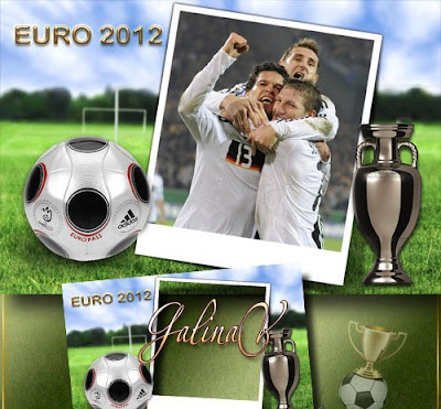 Gambar Piala Eropa 2012