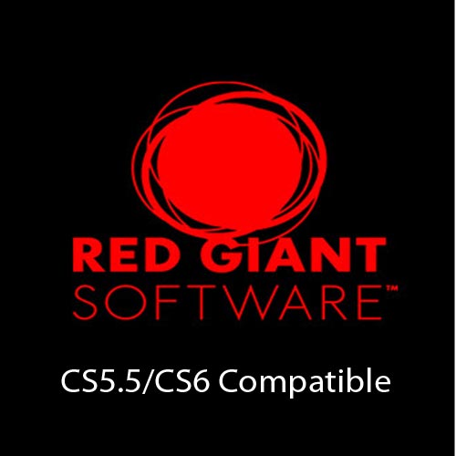 Red Giant: Complete Suite CS5.5/CS6 For After Effects