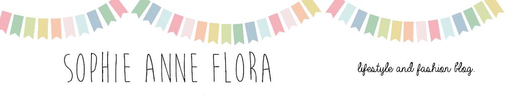 Sophie Anne Flora : Blog lifestyle, mode et gourmand Tours