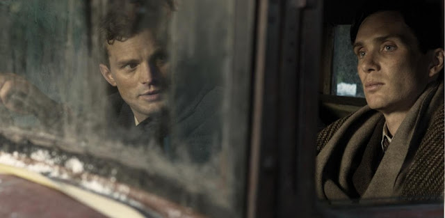 Jamie Dornan (Jan Kubis) & Cillian Murphy (Josef Gabcik) in Anthropoid