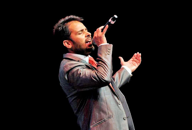 Amrinder Gill Melbourne Live Show HD Wallpaper 2012