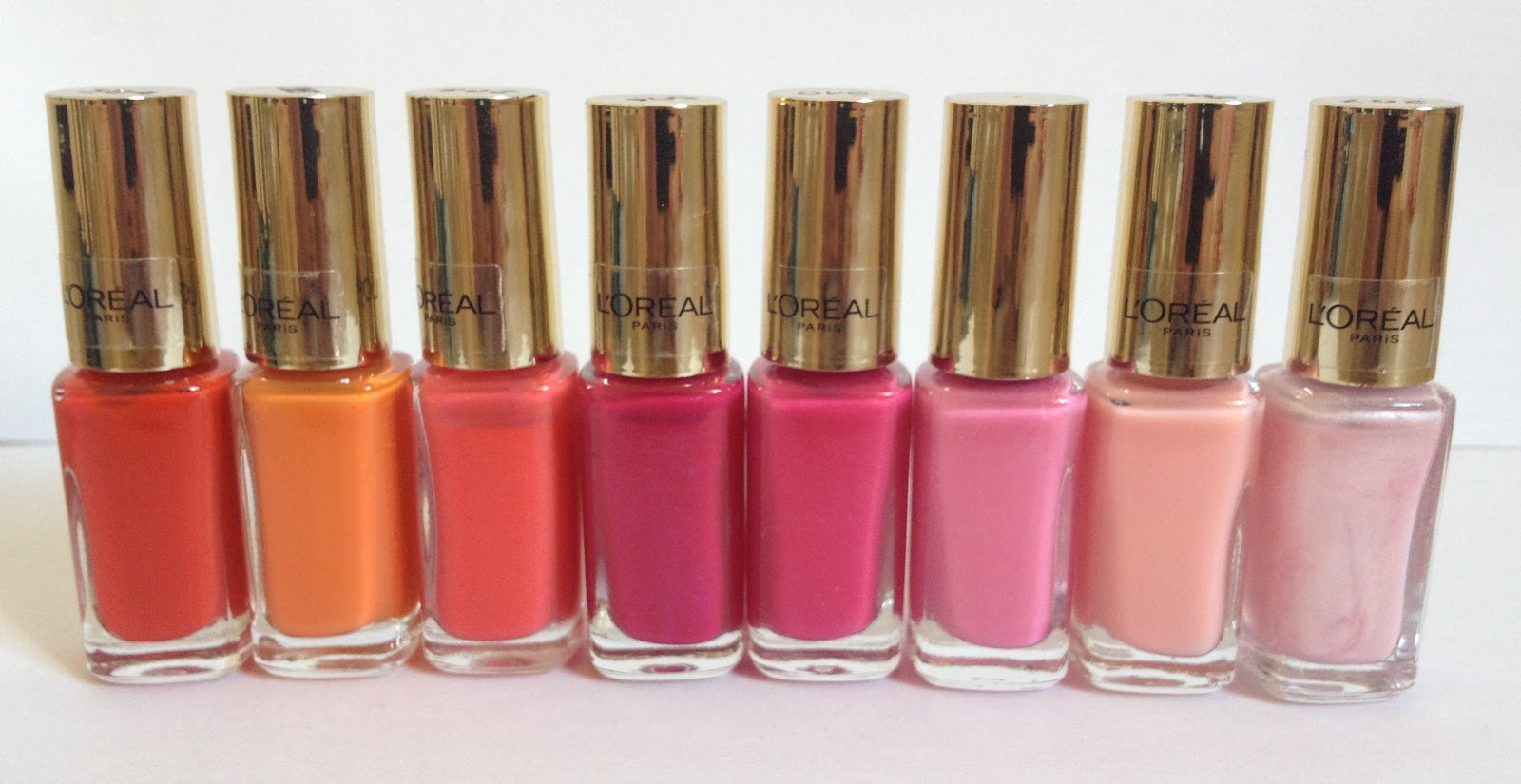 Coleyyyful: A Beauty & Fashion Blog: L'Oreal Color Riche Nail ...