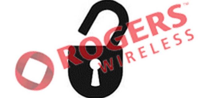 Unlock Rogers Canada