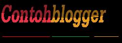 Contoh Blogger