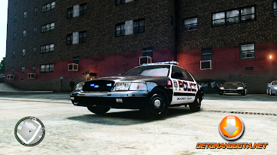 Crown Acura on Dg  Gta Iv   Ford Crown Vict  Ria New