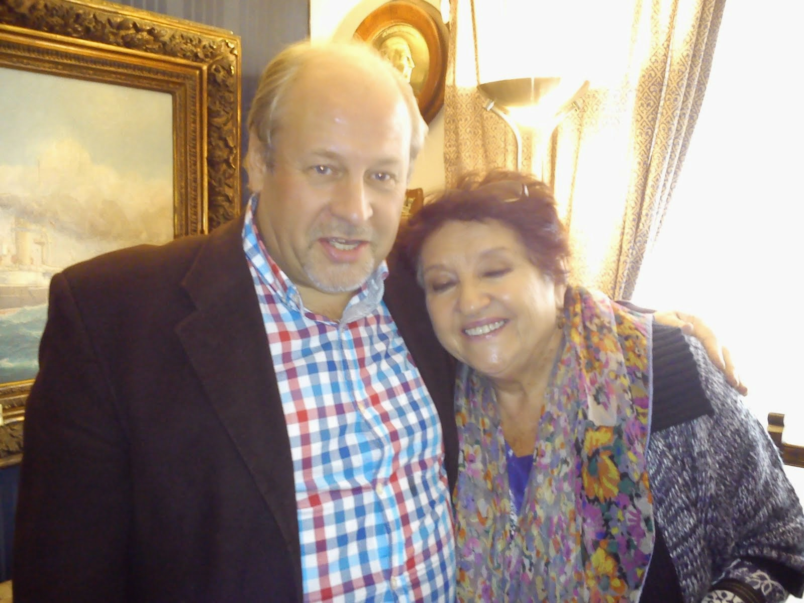 La Dra CORDERO et JICE