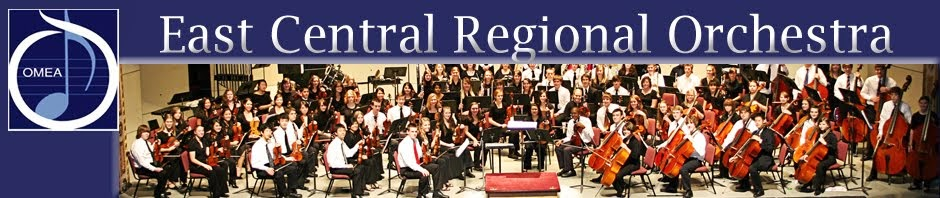 OMEA East Central Regional Orchestra
