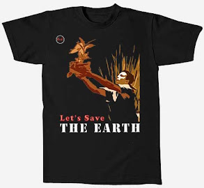 Let's Save The Earth - tees.co.id