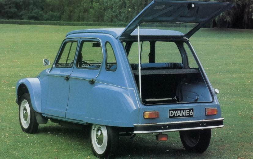 Aneka Jenis Mobil Citroen Klasik - MohPahPoh on
