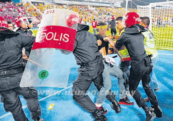 Gambar, Punca Penangguhan Perlawanan JDT Vs Pahang