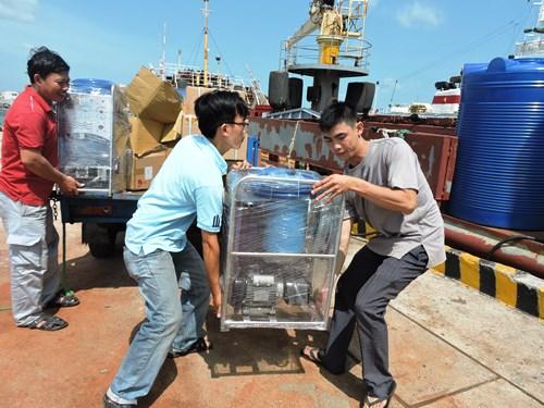 Máy lọc nước biển tại Thanh Hóa