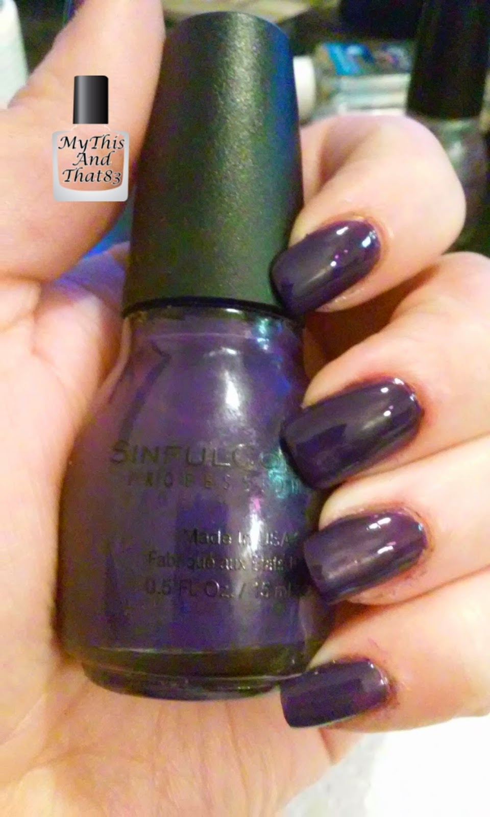 Sinful Colors Enchanted