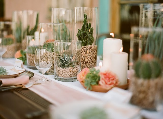 A Spoonful Of Happy Wedding Flowers Centerpieces