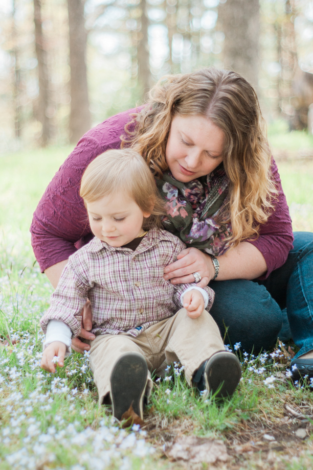 Mama & Me Mini Sessions by Boone Photographer Wayfaring Wanderer