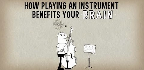 Playing an instrument benefits your brain - Eastern Fare