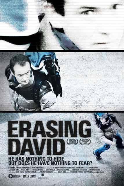 Ver Erasing David (2010) Online