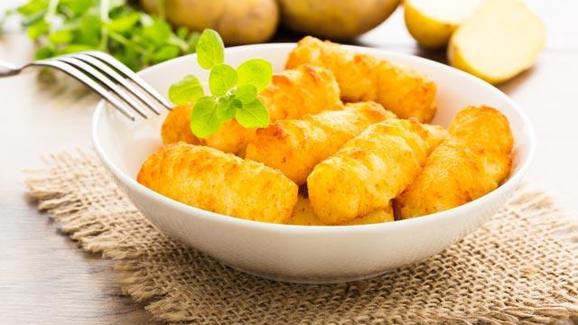 6 recetas de buñuelos y croquetas