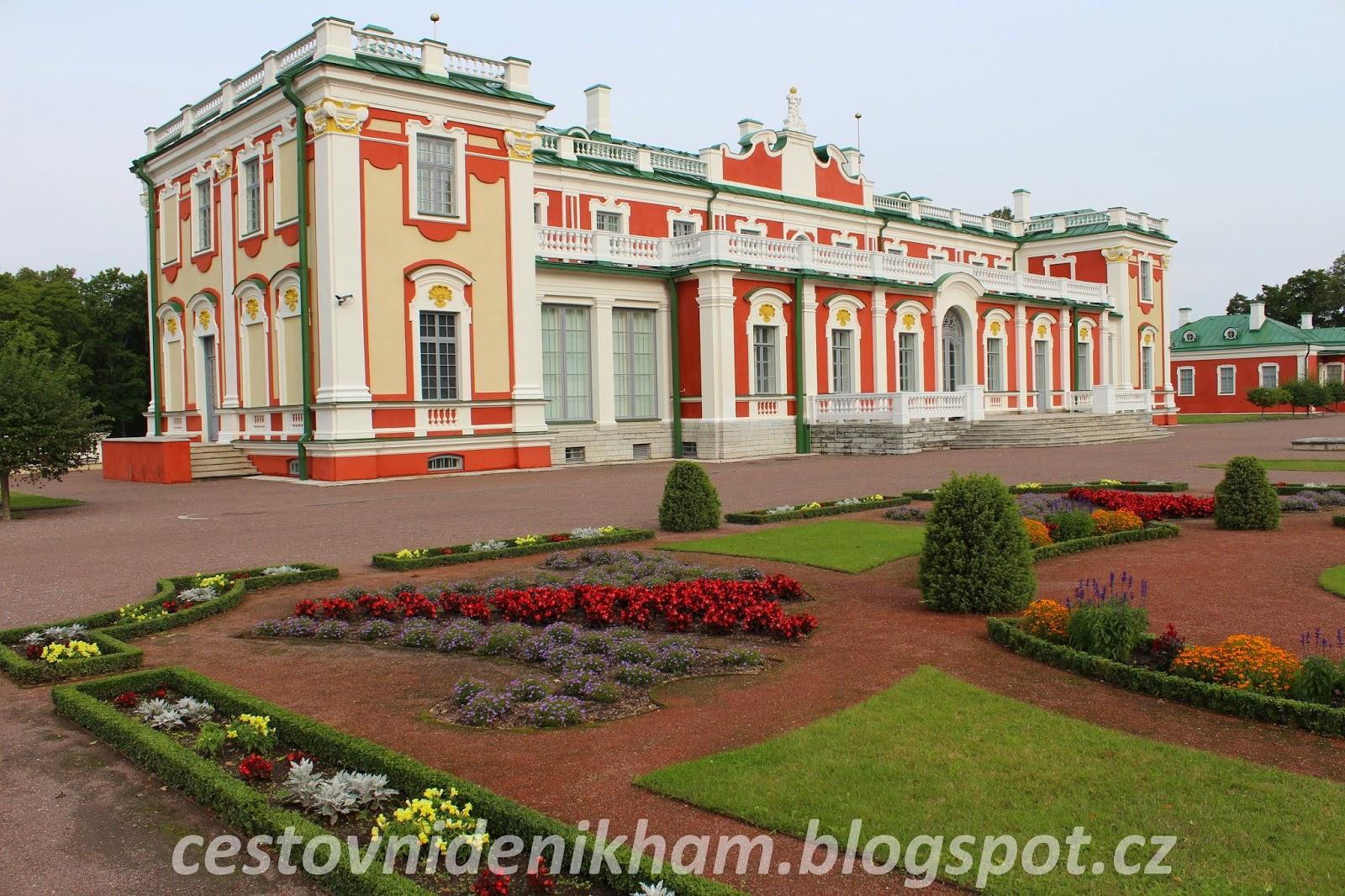 Museum and palace Kadriorg