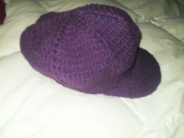 Boina Tejida A Crochet | Consejos De Fotografía