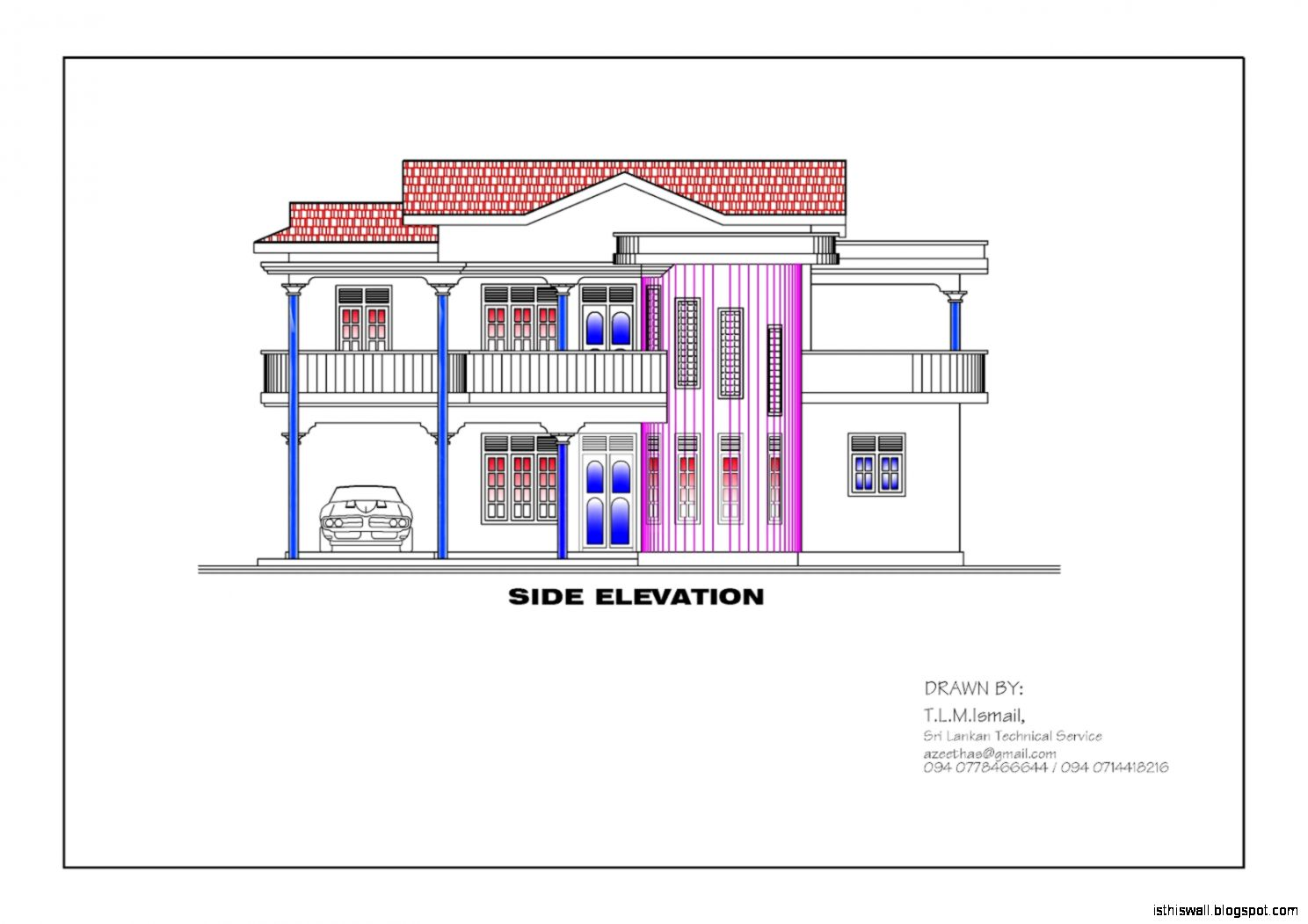 Home design plans software free download this wallpapers for Sketch house plans free