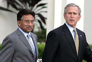 Bush Musharraf, Osama killed, US pak ties, US raid in pak, World , world news, world business news, world news today, world headlines, world news headlines, current world news, world news online
