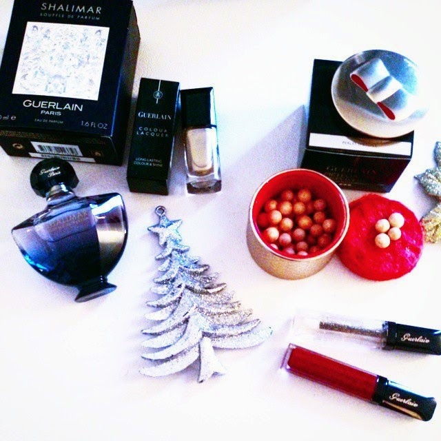 Guerlain: it's all I want for Christmas