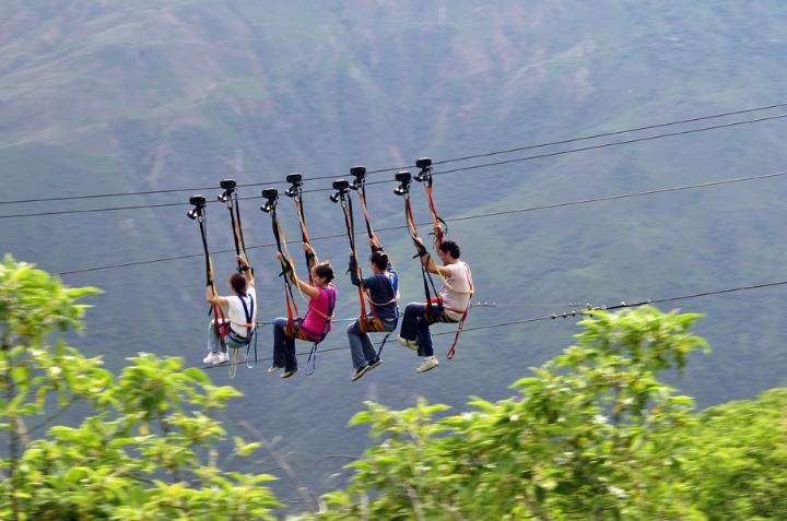 Resultado de imagen para parque nacional de chicamocha santander