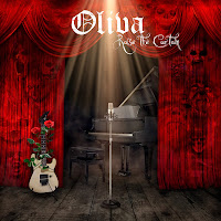 Oliva - 'Raise The Curtain' CD Review (AFM Records) [Savatage, Trans-Siberian Orchestra]