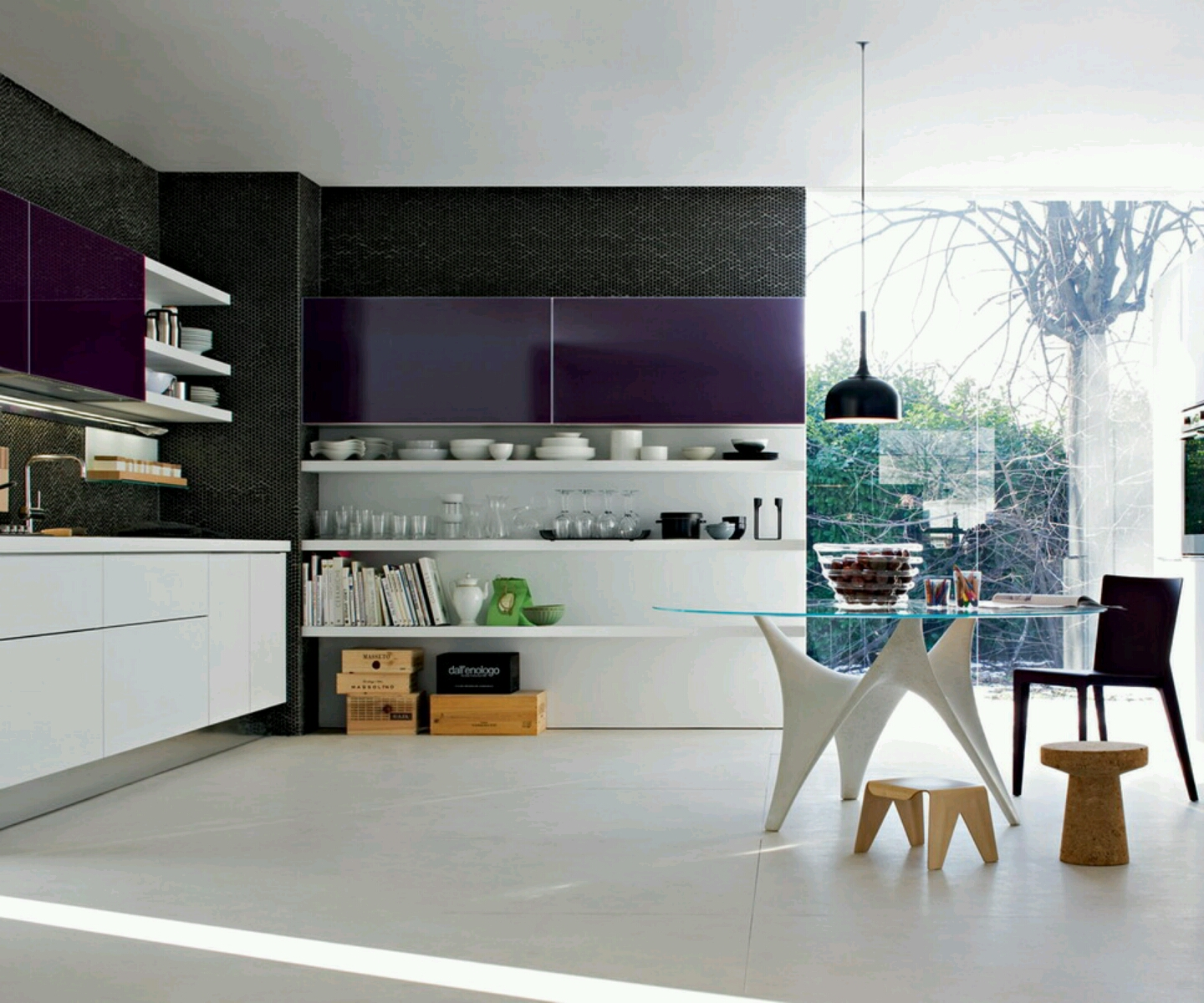 Modern furniture kitchen