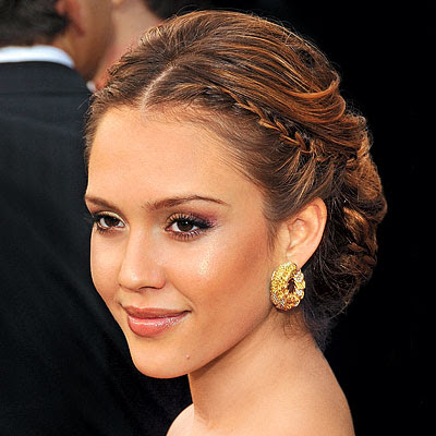 Hairstyles with plaits