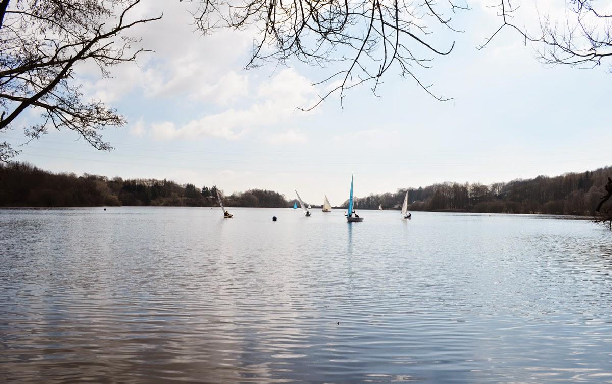 Boats at Jumbles