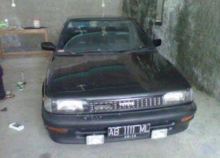1991 Toyota Corolla Twin Cam Gti