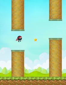 Flappy Ninja на Android