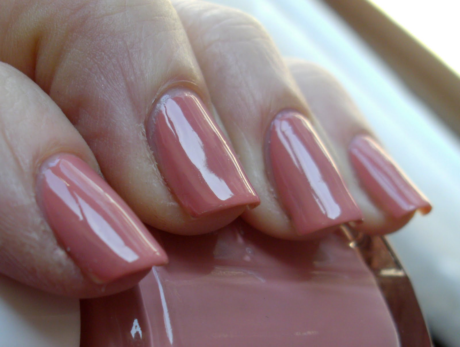 The Secret Life of a Beauty-A-Holic...: NOTD: Essie Eternal Optimist