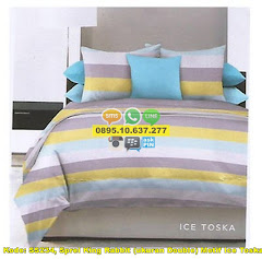 Harga Sprei King Rabbit (ukuran Double) Motif Ice Toska Jual