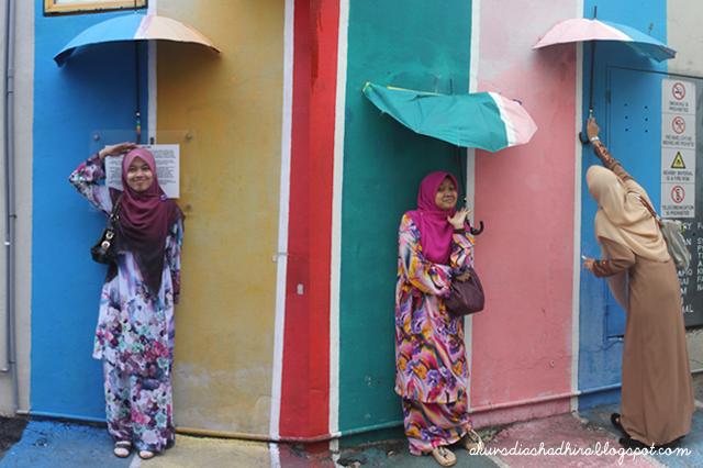 Laman Seni 7 Shah Alam | Street Art