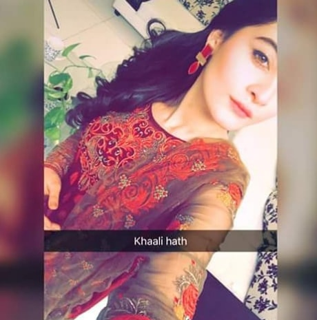 "aiman khan beautiful clicks from the set of ""khali hath"
